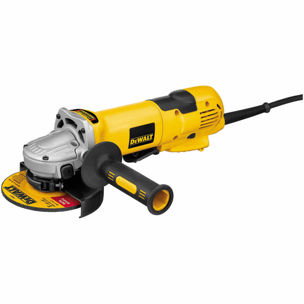 "DeWalt D28114 Heavy-Duty 4-1/2"" - 5"" High Performance Grinder"