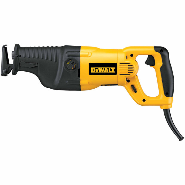 DeWalt DW311K Heavy-Duty Reciprocating Saw Kit 13 Amp