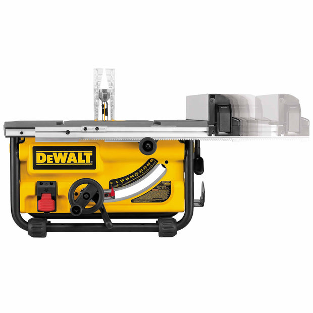 "DeWalt DW745 10"" Compact Job Site Table Saw"