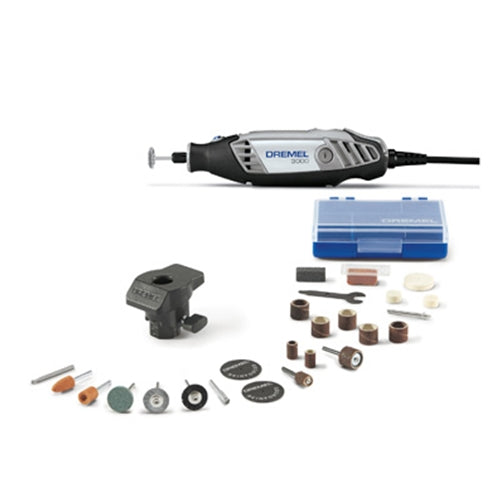 Dremel 3000-1/24 Variable Speed Tool Kit