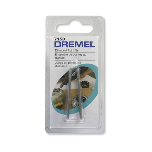 Dremel 7150 Diamond Wheel Point Set (7103 & 7144)