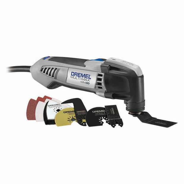 Dremel MM30-04 Multi-Max Oscillating Tool Kit
