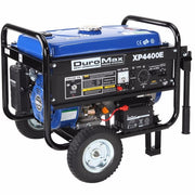 DuroMax XP4400E 4400W 7-Hp RV Grade Gas Generator, Electric Start, Wheel Kit