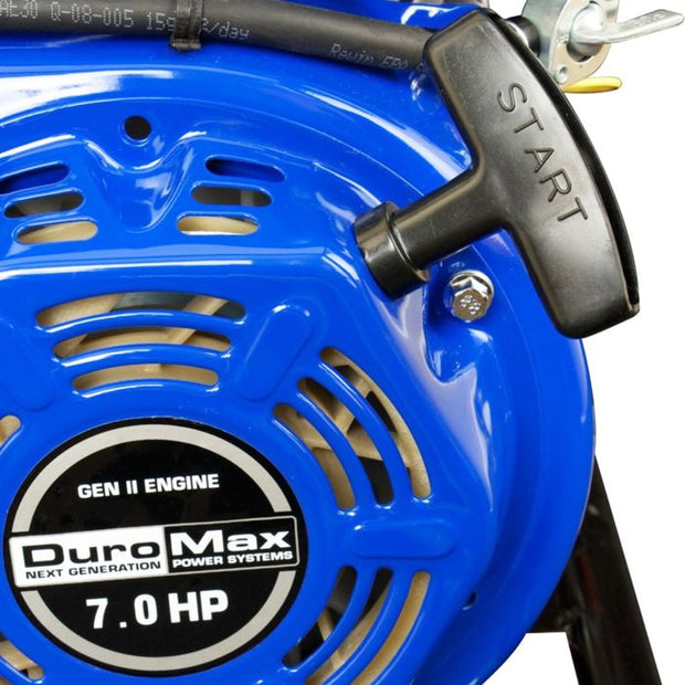 "DuroMax XP652WP 7-Hp 158-Gpm 3600-Rpm 2"" Gasoline Engine Portable Water Pump"