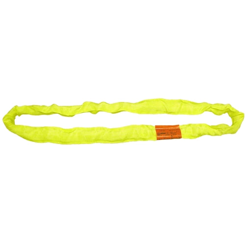 Lift All EN90X12 Tuflex Endless Round Sling, 12' Yellow