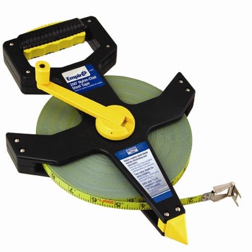 "Empire Level 6720 200'x1/2"" Nylon-Clad Steel Open Reel Tape"