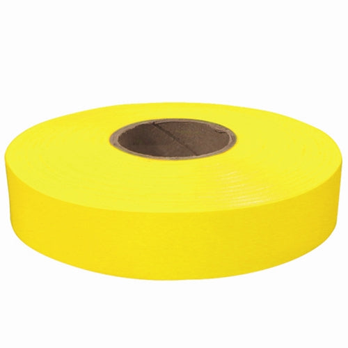 "Empire Level 77-064 600'x1"" Yellow Flagging Tape"