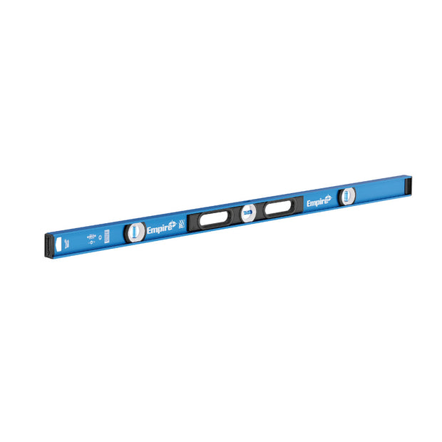 "Empire Level EM55.48 48"" TRUE BLUE Magnetic I-Beam Level"