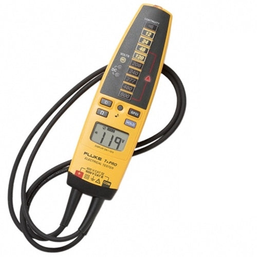 Fluke T+PRO Voltage and Continuity Tester with Field Indicator