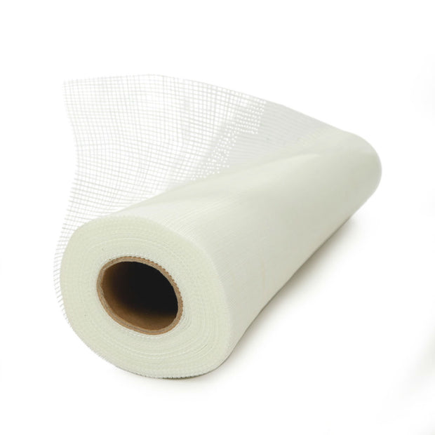 "FiFlexMesh EF-38150 38""x150' EIFS Stucco Mesh, 4.5oz., White"