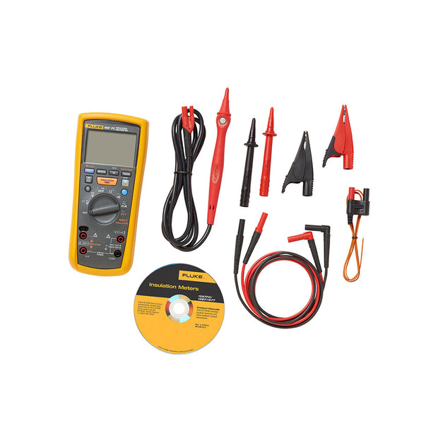 Fluke 4691215 1587 FC Wireless Insulation Multimeter