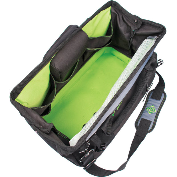 "Greenlee 0158-22 18"" Multi Pocket HD Tool Bag"