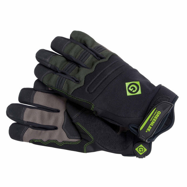 Greenlee 0358-14L Gloves Tradesman L