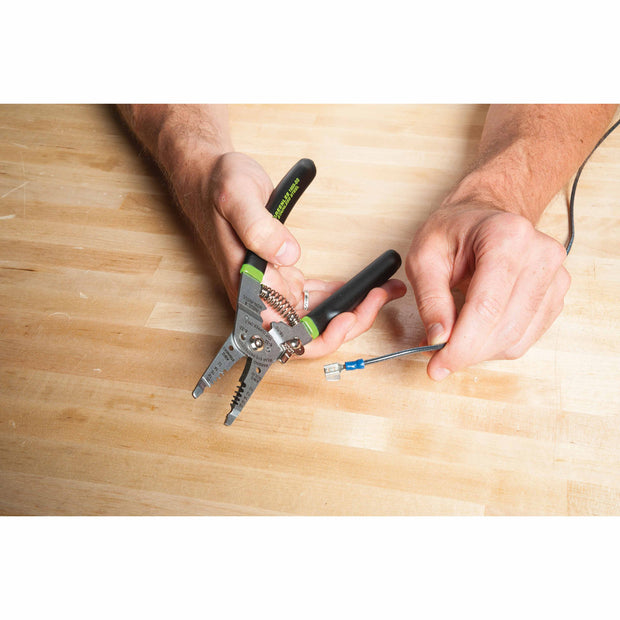 Greenlee 1955-SS SS Wire Stripper Pro, 10 - 18 AWG