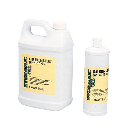 Greenlee 4016GB OIL-HYDRAULIC 1 GAL