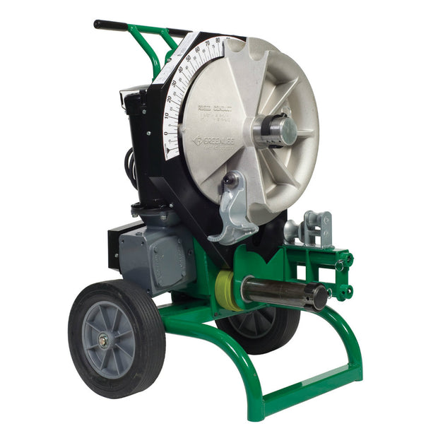 Greenlee 555CXRS CX Electric Bender with Single Rigid Shoes