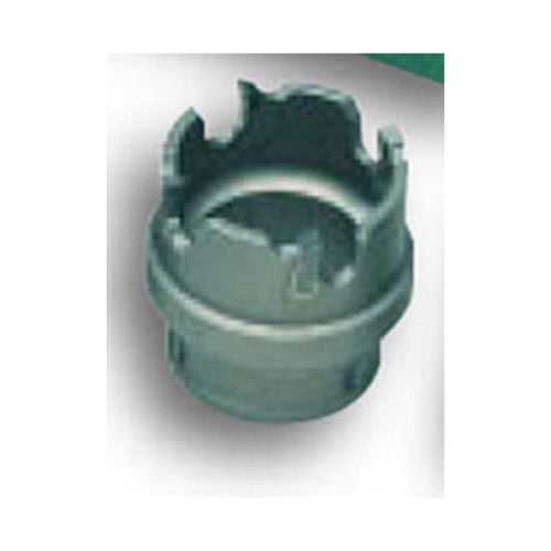 "Greenlee 645-1-3/4 1-3/4"" Quick Change Stainless Steel Carbide-Tipped Hole Cutter"
