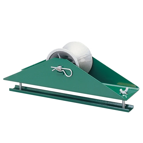 "Greenlee 659 22"" Tray-Type Sheave"
