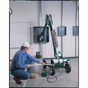 Greenlee 6800 Ultra Tugger 8 Cable Puller with Floor Mount - 8000 lb.