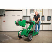 Greenlee 6906 UT10-2S Package with Mobile VersiBoom™ II