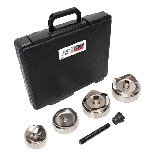 "Greenlee 7304SP SPEED PUNCH Kit for 2-1/2"" to 4"" Conduit"