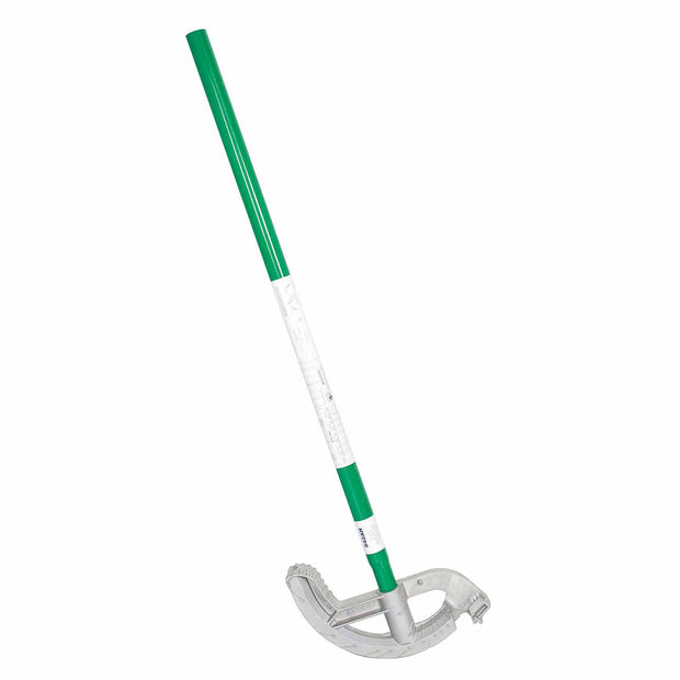 "Greenlee 842AH Site-Rite Aluminum Hand Bender with Handle for 1"" EMT, 3/4"" Rigid/IMC"