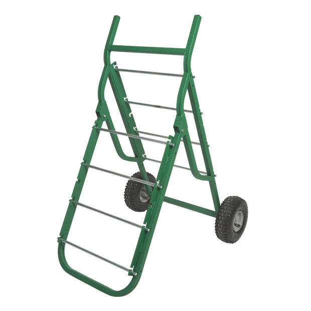 Greenlee 9510 Deluxe A-Frame Mobile Wire Caddy