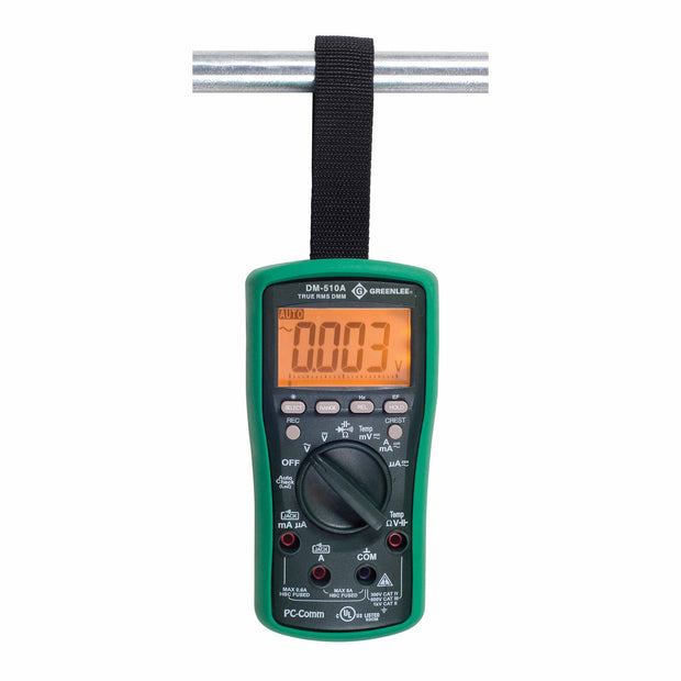 Greenlee DM-510A Digital Multimeter