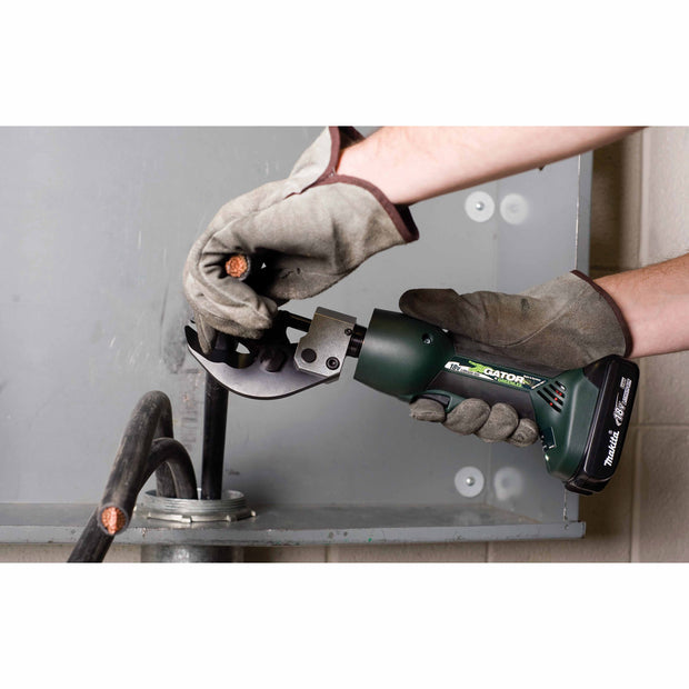 Greenlee ES32L12 Cable Cutter with 12V Charger