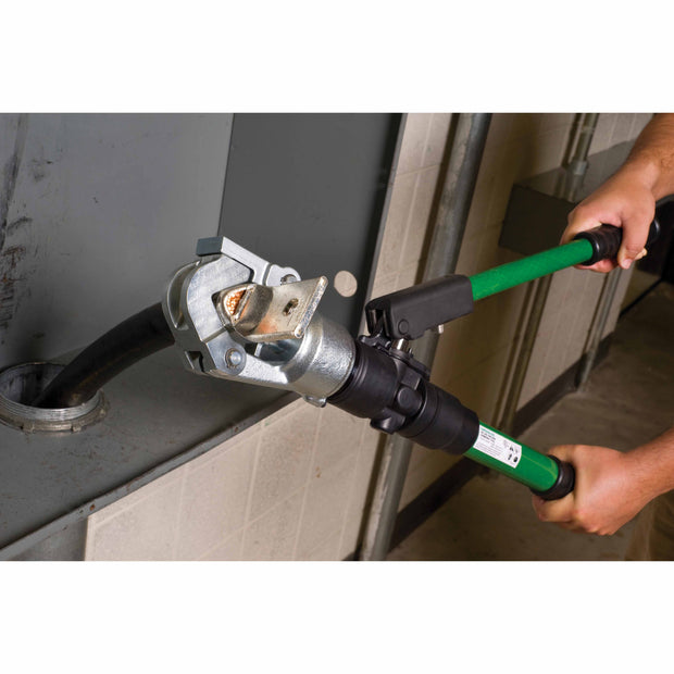 Greenlee HK12ID Hand Hydraulic Dieless Crimping Tool