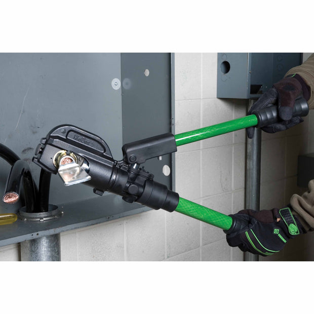 Greenlee hkl1232 12-Ton Manual Hydraulic Crimping Tool