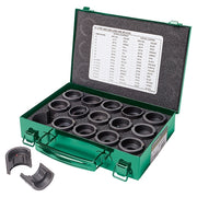 Greenlee KD12AL 12-Ton Crimping Die Kit for #6 - 750 Aluminum Connectors