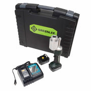 Greenlee LS100L11A Punch Tool With Battery and 120V Charger