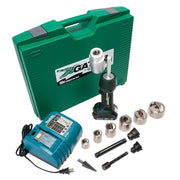 "Greenlee LS50L11SBSP SPEED PUNCH Kit with LS50 Battery Driver, 1/2"" to 2"" Conduit"