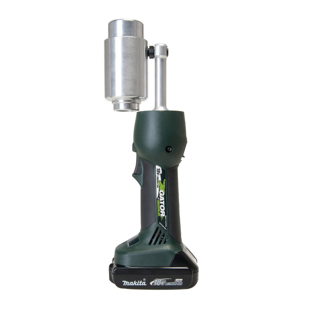Greenlee LS50LB Battery-Powered Knockout Punch Driver