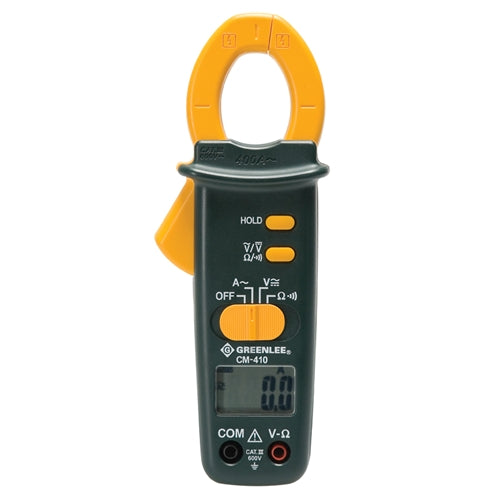 Greenlee CM-410 400A AC Clamp-on Meter