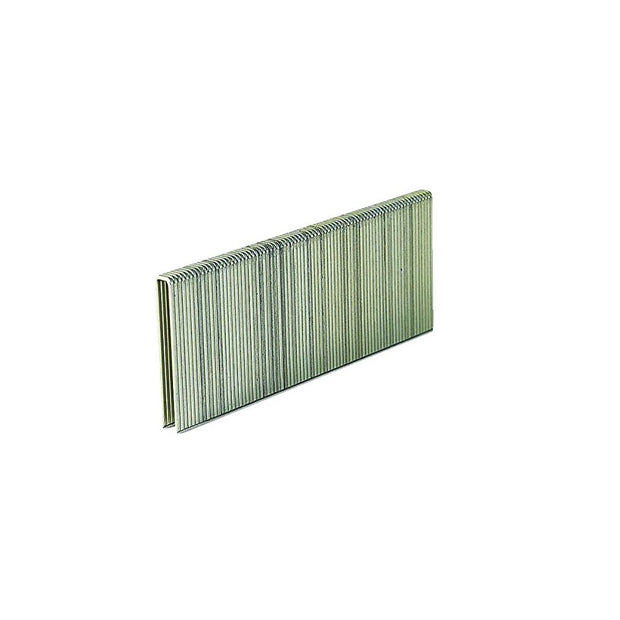 "Grip-Rite GRL11 1/4"" x 3/4"" 18 Gauge L-Style Narrow Crown Galvanized Staples, 5000 Pack"