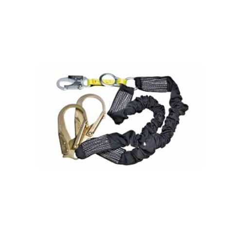 Guardian 11212 Double Leg Stretch Lanyard