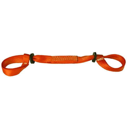 "Lift All HH244 2-Ply Hose Halter Straps, 1""x44"""