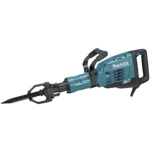 "Makita HM1317CB 42 lb. AVT Demolition Hammer, 1-1/8"" Hex, case (w/ wheels)"