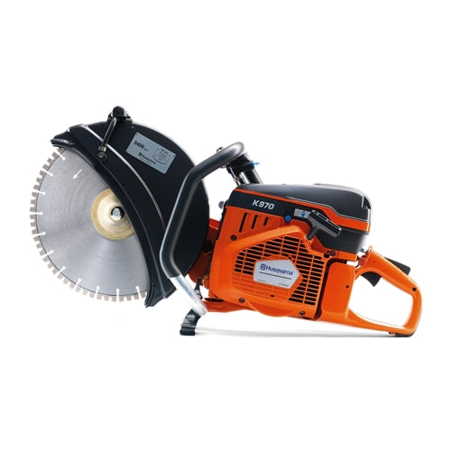 "Husqvarna K970 6.5 HP 14"" Gas Cut-Off Saw"