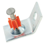 "Ramset SDC125C Ceiling Clip with 1-1/4"" Pin, 100 Clips"