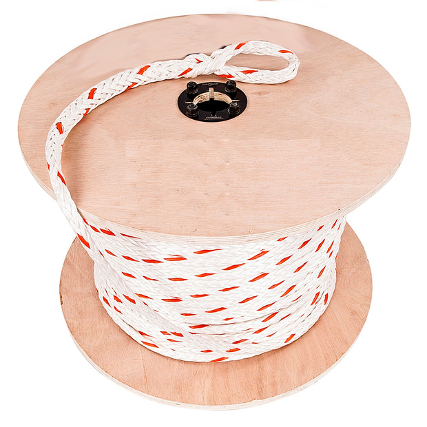 "iTOOLco P78-1200 Double Braid Pulling Rope, 7/8"" x 1200' L"