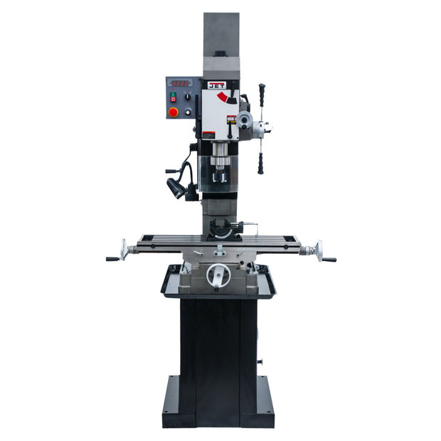 Jet 351050 JMD-45VSPF Variable Square Column Geared Head Mill Drill