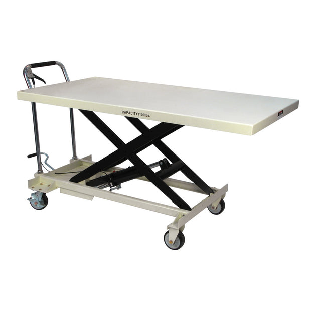 Jet 140780 SLT-1100, Jumbo Scissor Lift Table