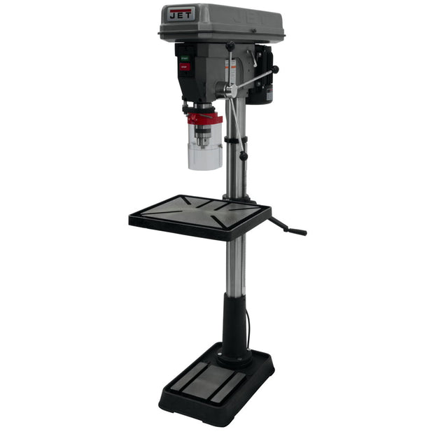 "Jet 354170 JDP-20MF, 20"" Floor Drill Press 115/230V 1PH"