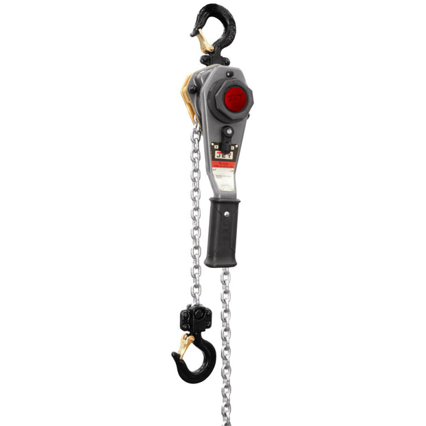 Jet 376101 JLH-75WO-10 JLH Series 3/4 Ton Lever Hoist, 10' Lift With Overload Protection