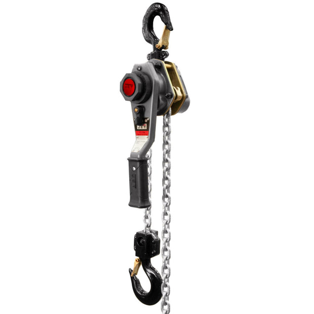 Jet 376301 JLH-150WO-10 JLH Series 1-1/2 Ton Lever Hoist, 10' Lift With Overload Protection