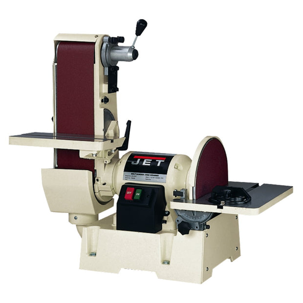 "Jet 708599 JSG-6DC 6"" x 48"" Belt / 12"" Disc Sander, 1-1/2HP, 1Ph 115/230V"