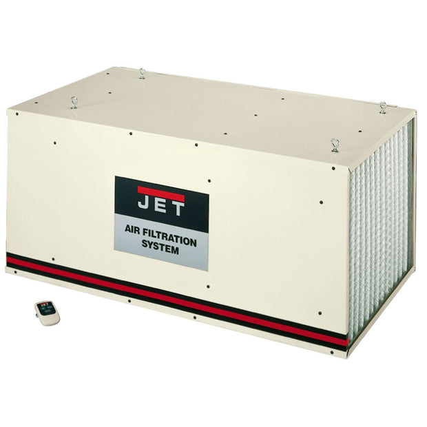 Jet 708615 AFS-2000, 1700CFM Air Filtration System, 3-Speed, with Remote Control